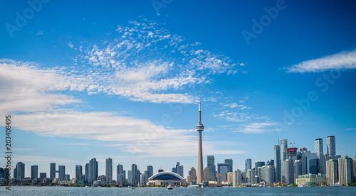Obrazy Toronto  skyline-of-toronto-in-canada