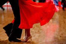 Sports Pair Dancers Standard D...