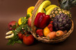 Frutta e verdura miste