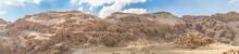 Panorama Qumran Scroll Caves N...