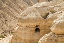 Qumran Scroll Caves Near Dead ...