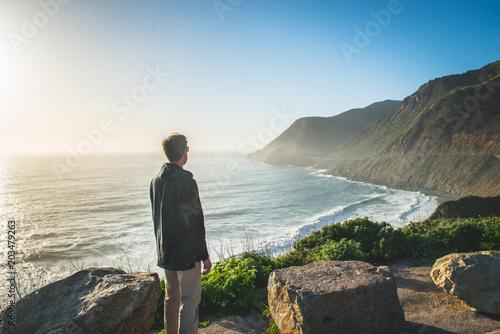 Photo  Pacific Coast Road Trip