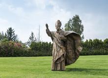 Bronze Monument To Pope John P...