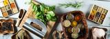 Przyprawy i zioła. Różnorodność przypraw