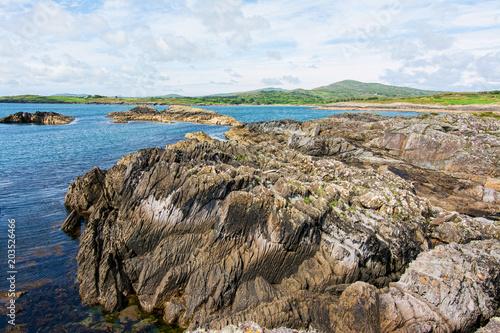 Fotografie, Obraz  Landscapes of Ireland. Peninsula Mizen Head