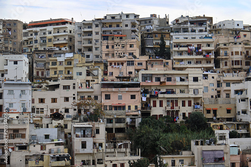 Residential Buildings in Tripoli, Lebanon
