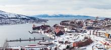 Panorama Norway Narvik, View O...