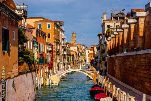 Stickers pour portes Venise Venedig