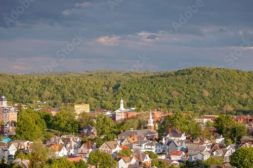 Tela Waynesburg Pennsylvania in Summer
