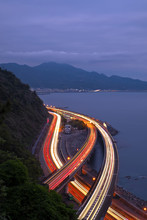 Express Way In Shizuoka, Japan