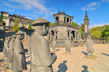 Tomb Of Emperor Khai Dinh In H...