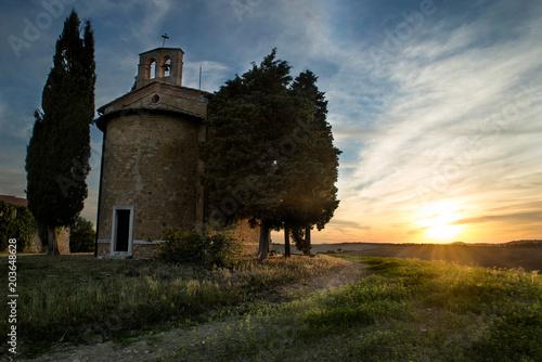 Papiers peints Lieu d Europe Beautiful tuscan landscape