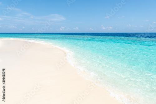 Fotografie, Obraz  Sommer, Sonne, Strand und Meer