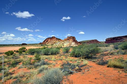 Poster Oceanië Australia, NT, Rainbow Valley
