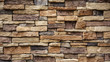 natural stone brick wall texture background