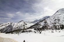 Passo Del Tonale, Neve