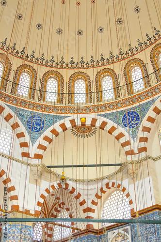 Poster Artistiek mon. Monumento histórico na Turquia