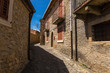 Sicilian medieval village