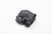 Graphite Mineral Isolated Over...