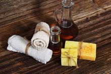Two Citrus Scented Soaps Two E...