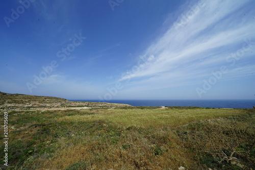 Spoed Foto op Canvas Grijze traf. マルタ島のソルトパン