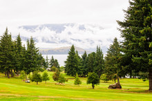 Queenstown Golf Club Has Been Operating Since 1927, But It Was Not Until 1973 That It Moved To Its Current Home, The Kelvin Heights Golf Course - Queenstown, New Zealand