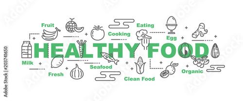 transparent wektor zdrowej żywności