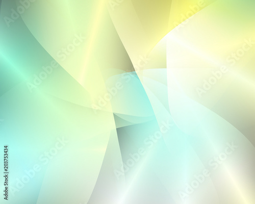 Abstract vector background composed of simple elements Fototapet