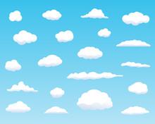 雲 飾り素材
