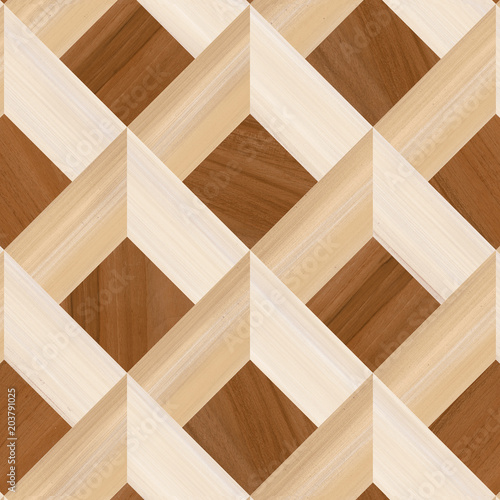 abstract home decorative wooden wall and floor design