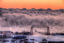 Duluth Is A Popular Tourist De...