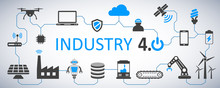 Industry 4.0 Infographic Facto...