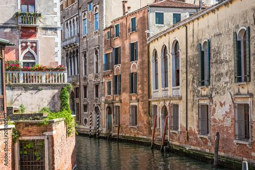 Obraz Architektura Wenecji - fototapety do salonu