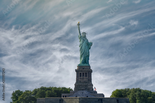 Foto op Canvas Historisch mon. Lady Liberty, Statue of Liberty