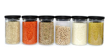Various Cerals And Legumes In ...