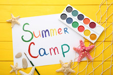 Inscription Summer Camp With S...