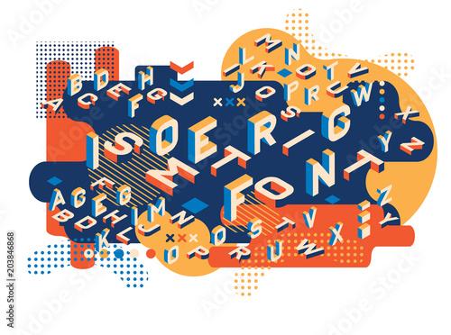 kolorowe-litery-w-stylu-memphis-zestaw-liter-izometryczny-na-abstrakcyjnym-kolorowym-tle