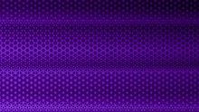 Repeating Purple Starry Patter...