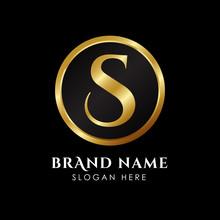 Luxury Letter S Logo Template ...