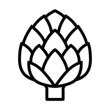 Globe Artichoke Thistle Flower...