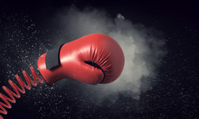 Boxing Glove Surprise. Mixed M...
