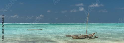 Poster Zanzibar Indian Ocean