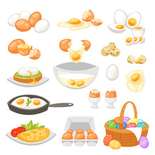 Egg Vector Easter Food And Hea...