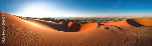 Obraz  Desert Rub' al Khali, Emirates, Abu Dhabi, Liwa, Jan.2018 - fototapety do salonu