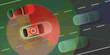 adi66 AutonomousDrivingIllustration - laser scanner - light detection and ranging (Lidar/Ladar) - artificial intelligence - fully autonomous driving - self-driving car technology - 2to1 xxl g6098