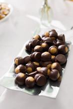 Chocolate And Peanut Butter Bu...