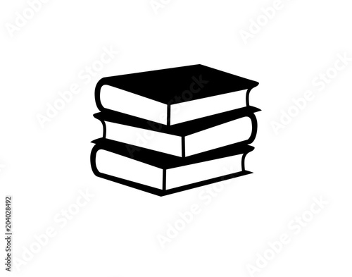 Fotomural Educational book icon