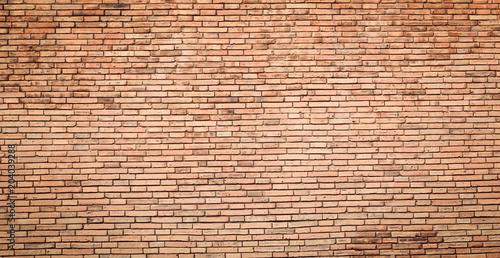 Poster Brick wall brick wall texture grunge background