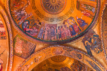 Interiors Of Saint Mark Basili...