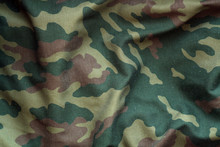 Military Uniform Pattern With ...